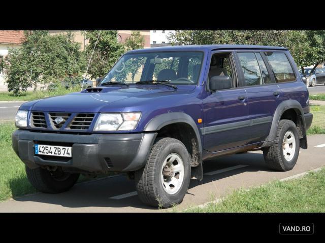 Vand Nissan Patrol 1999 Diesel
