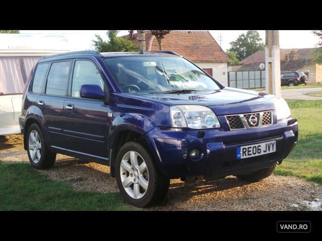 Vand Nissan X-Trail 2006 Diesel