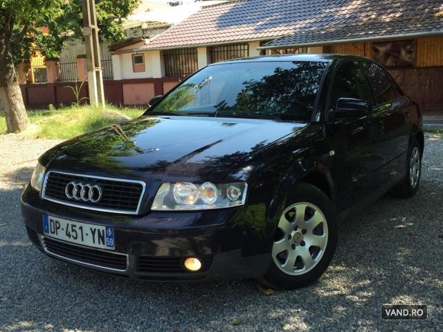 Vand Audi A4 2003 Diesel