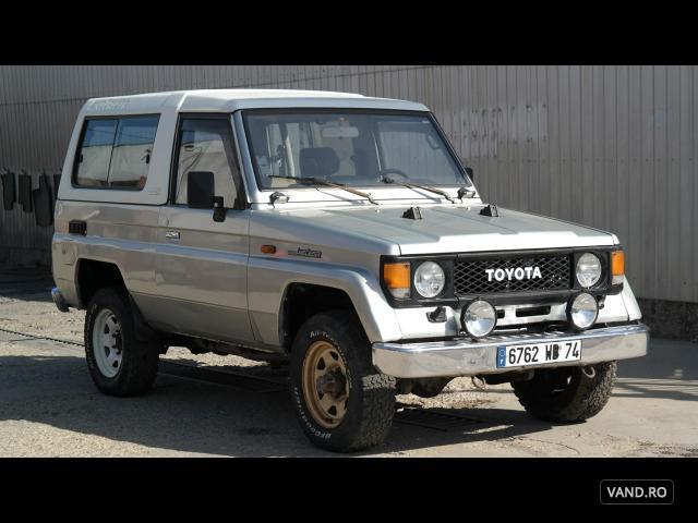Vand Toyota Land Cruiser 1989 Diesel
