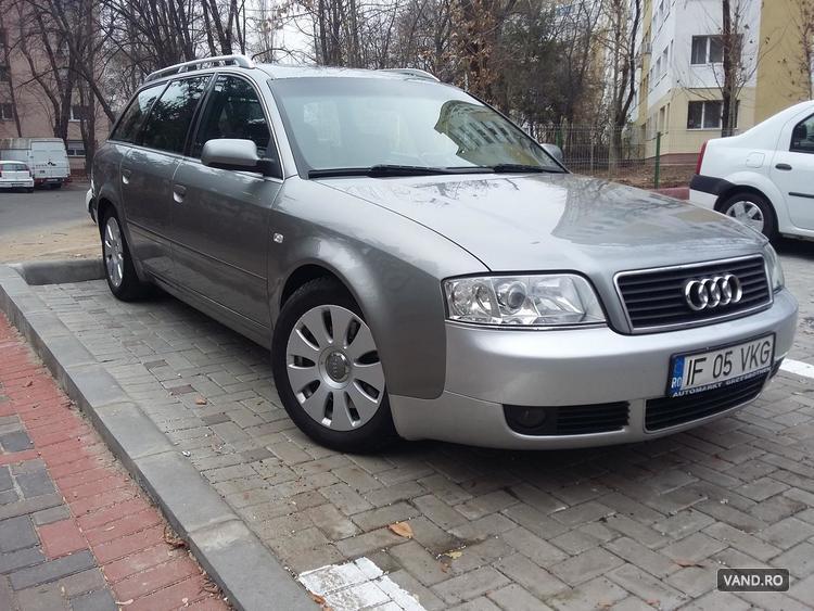 Vand Audi A6 2.5 TDi Business