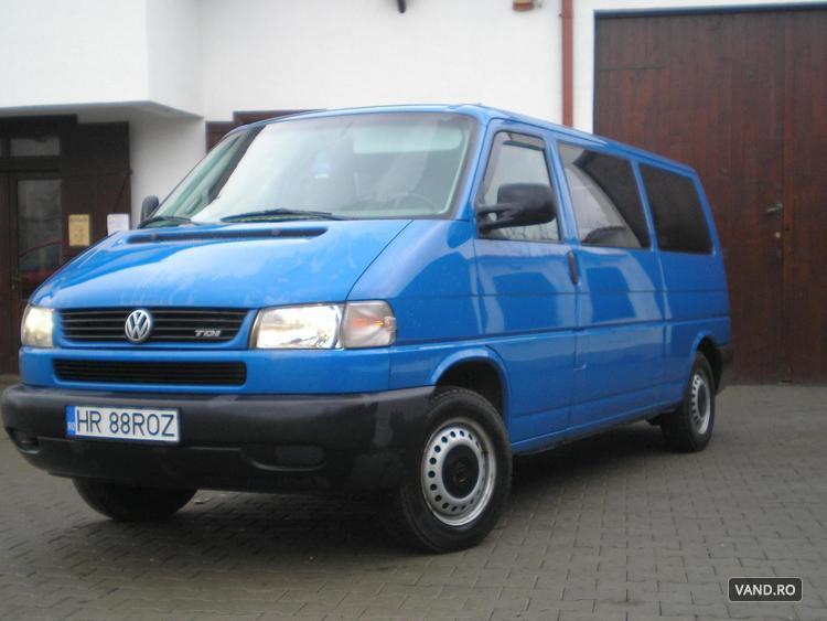 Vand Volkswagen T4