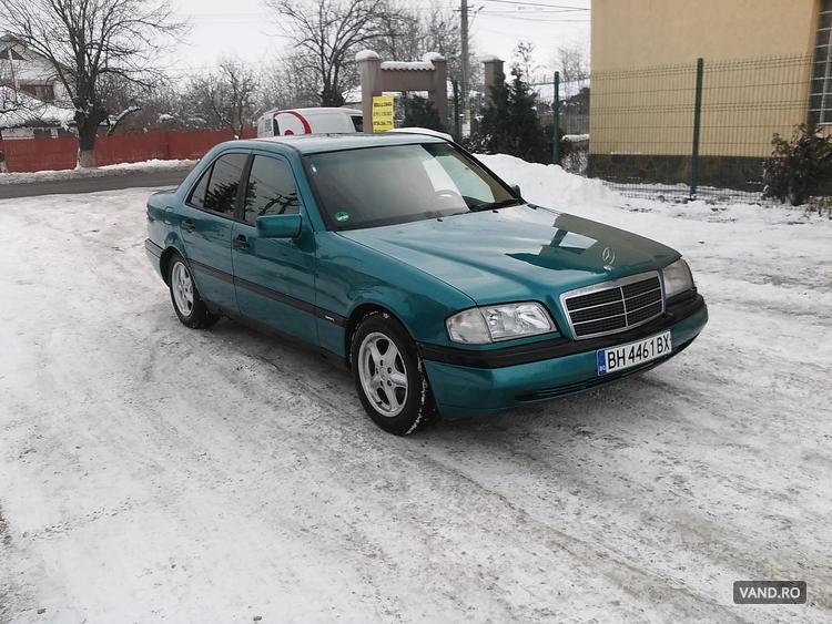 Vand Mercedes-Benz C 180