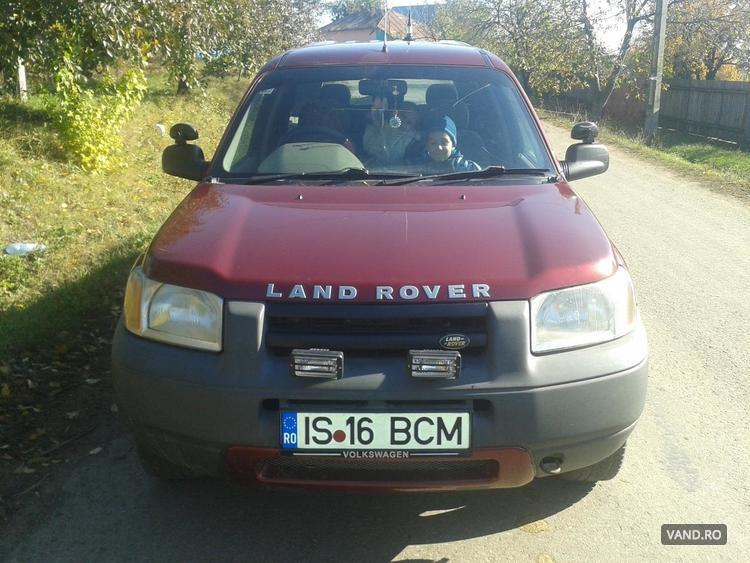 Vand Land Rover Freelander