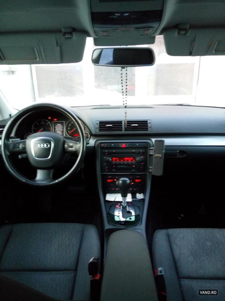 Vand Audi A4 Avant 2.0 Multitronic