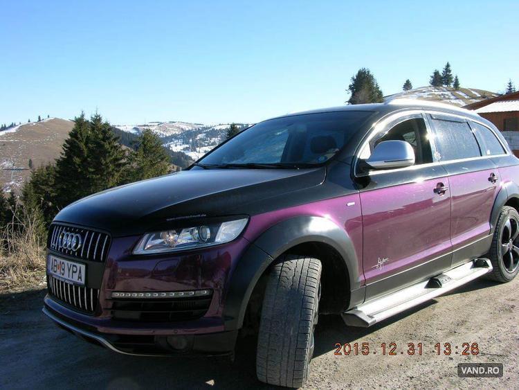 Vand Audi Q7