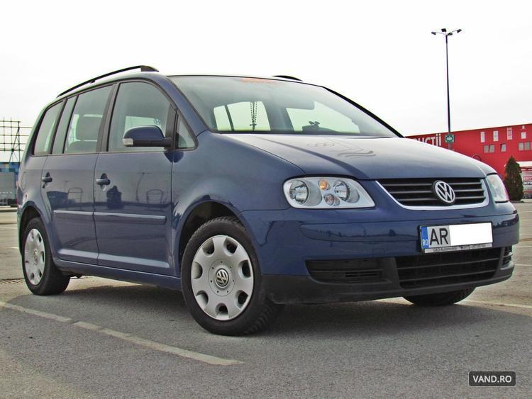 Vand Volkswagen Touran