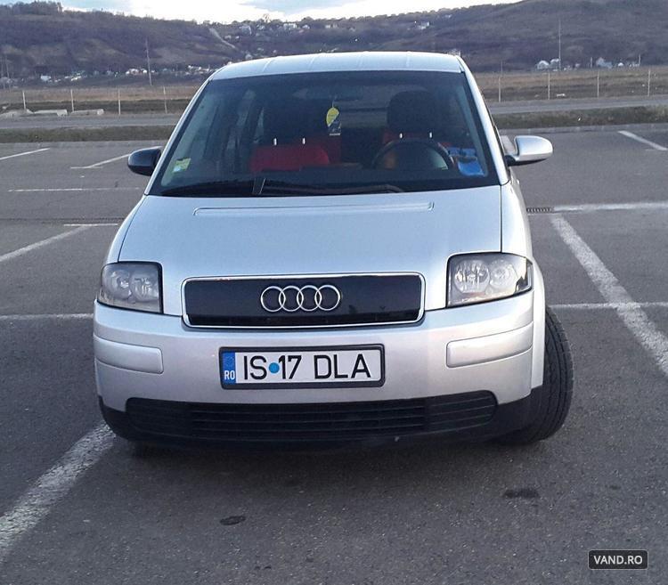 Vand Audi A2