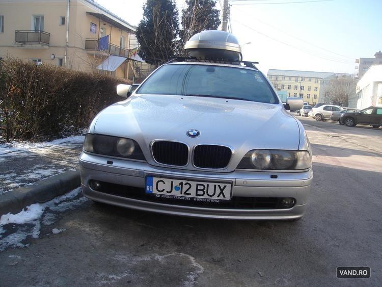 Vand BMW 525