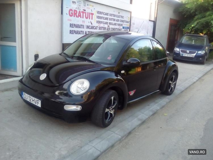 Vand Volkswagen New Beetle