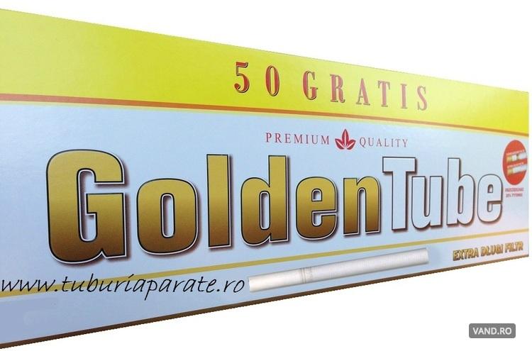 Tuburi Tigari Golden Tube White Extra 1100