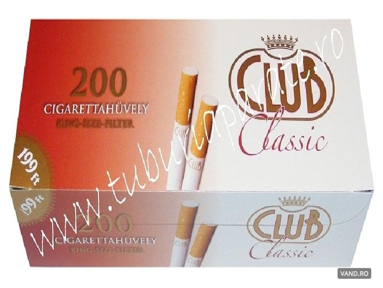 Tuburi Tigari Club Classic