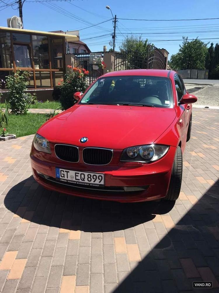Vand BMW 116