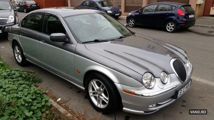 Vand Jaguar S-Type