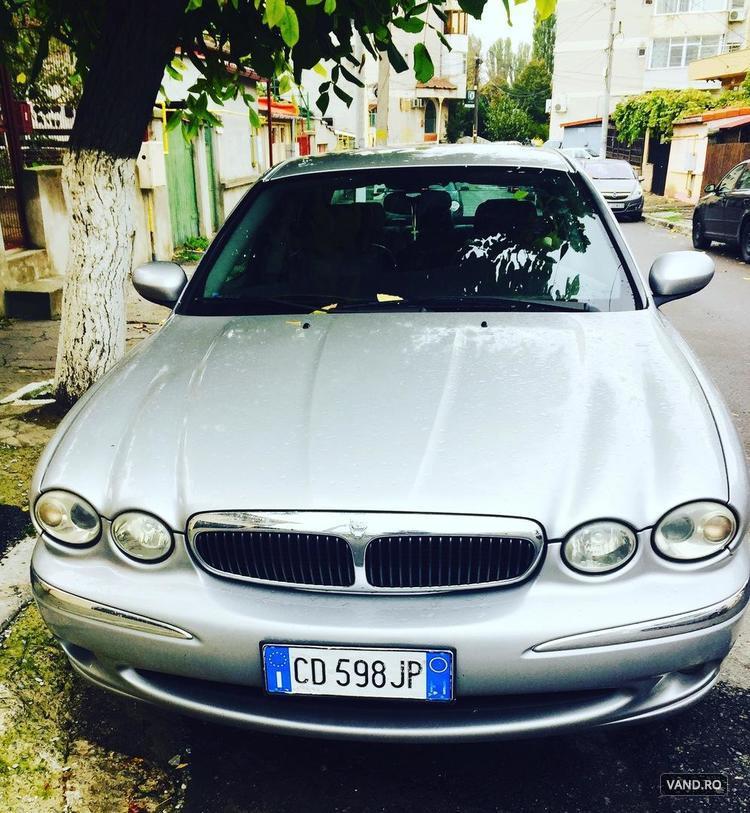 Vand Jaguar X-Type