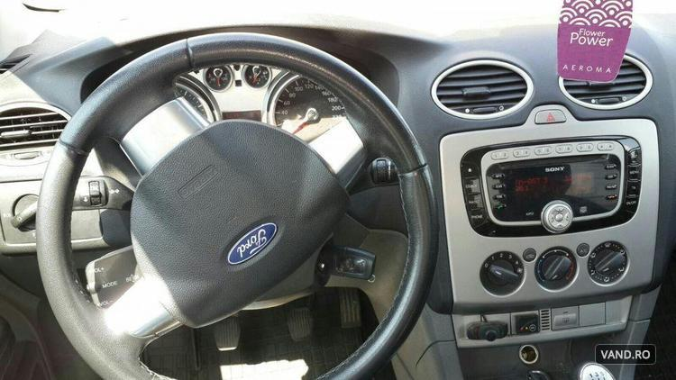Vand Ford Focus 1.6 Collection