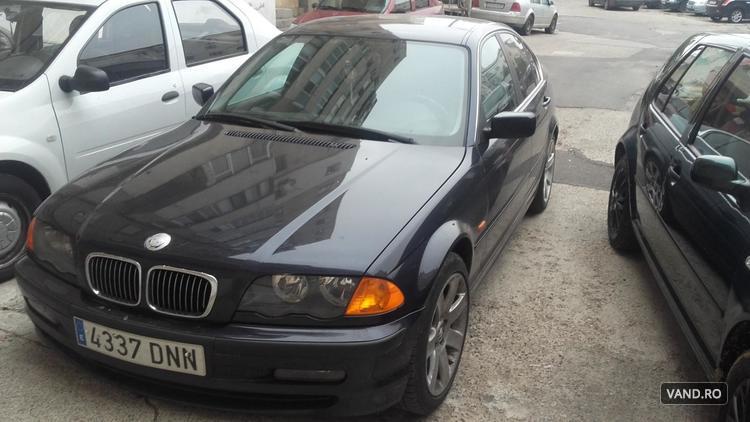 Vand BMW 330