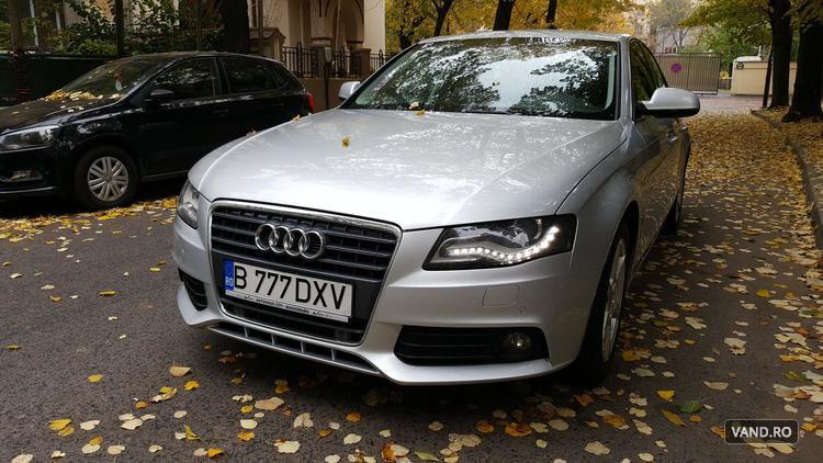 Vand Audi A4 2.0 Multitronic