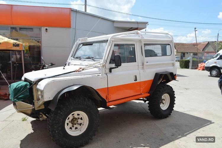 Vand Land Rover Defender