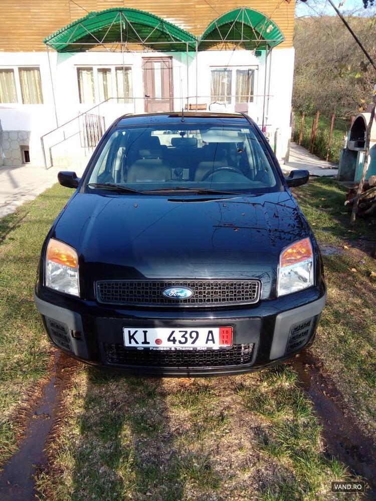 Vand Ford Fusion 1.4 Cool