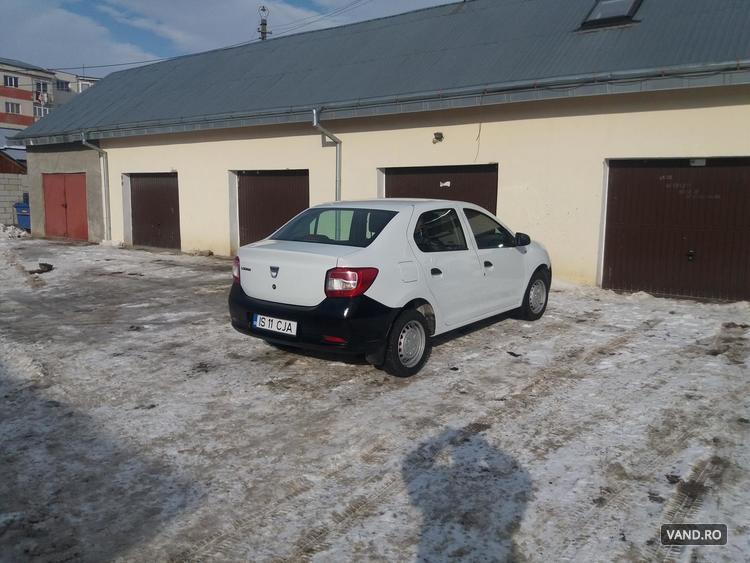 Vand Dacia Logan 1.4
