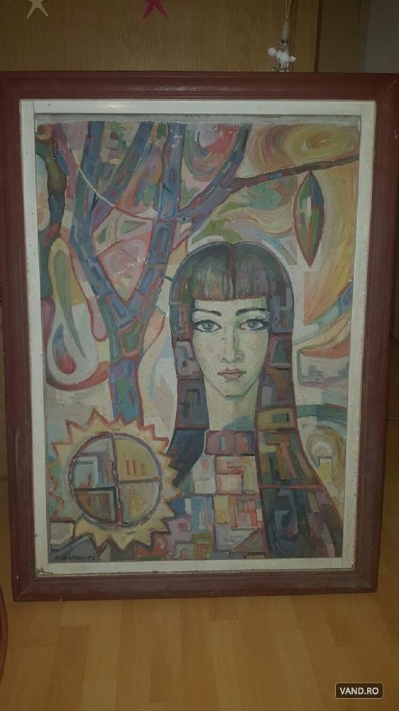 Tablou L. Banovits, artist din Ardeal sau Ungaria