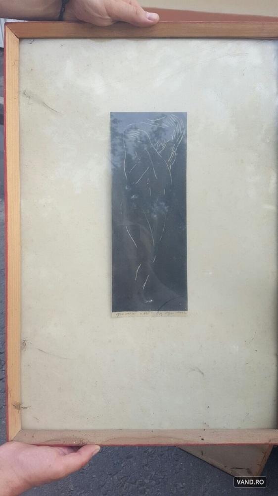 Gravura, set, dimensiuni aprox 40/20 cm, Macy Lajos