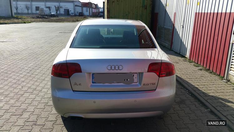 Vand Audi A4 2.0