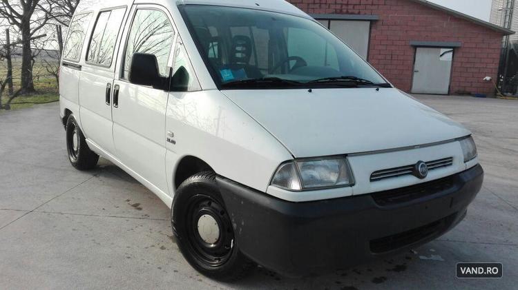 Vand Fiat Scudo 2.0 JTD EL Vetrato