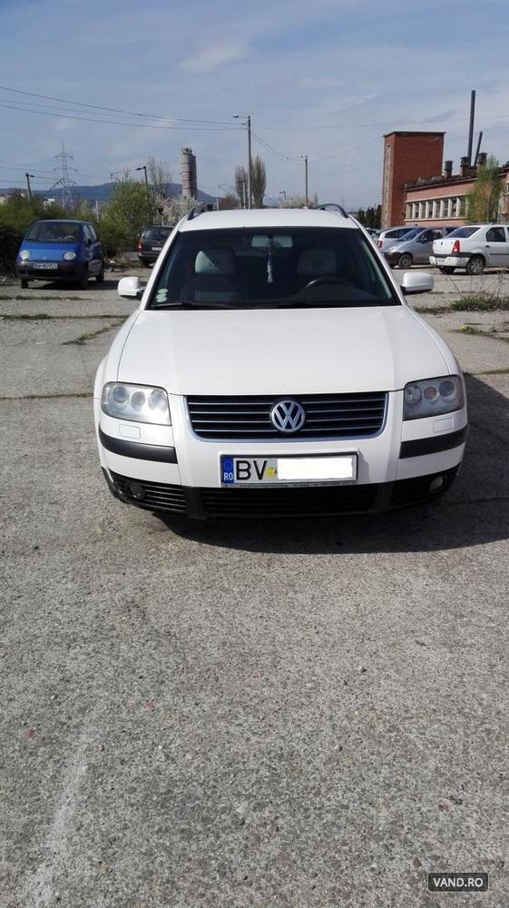 Vand Volkswagen Passat