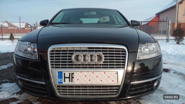 Vand Audi A6 2.0