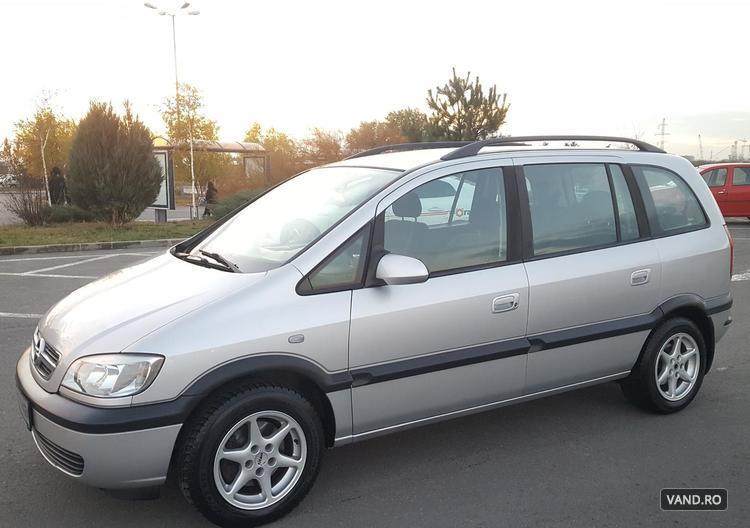 Vand Opel Zafira
