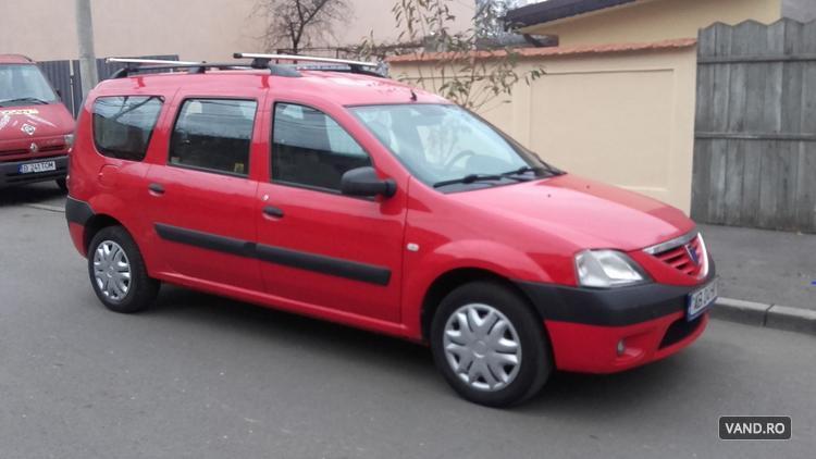 Vand Dacia Logan MCV Laureate 1.5 DCi