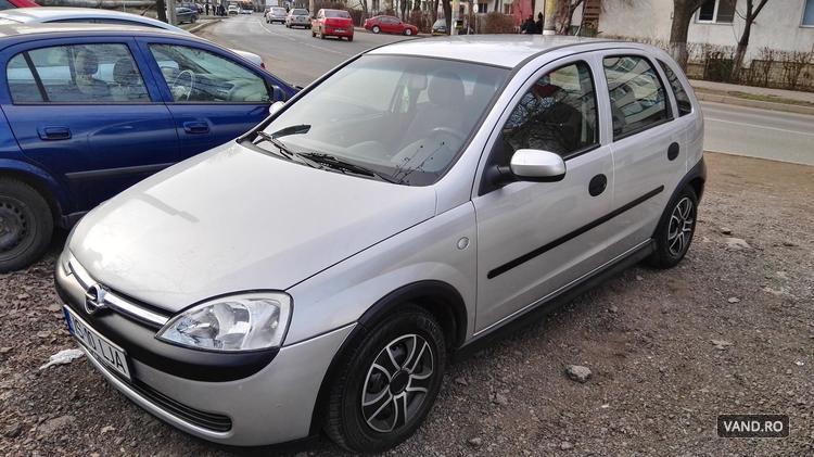 Vand Opel Commodore