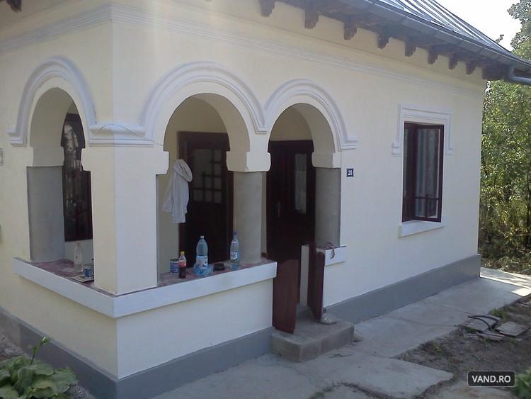 Schimb casa batraneasca din Drajna cu locuinta Bucuresti